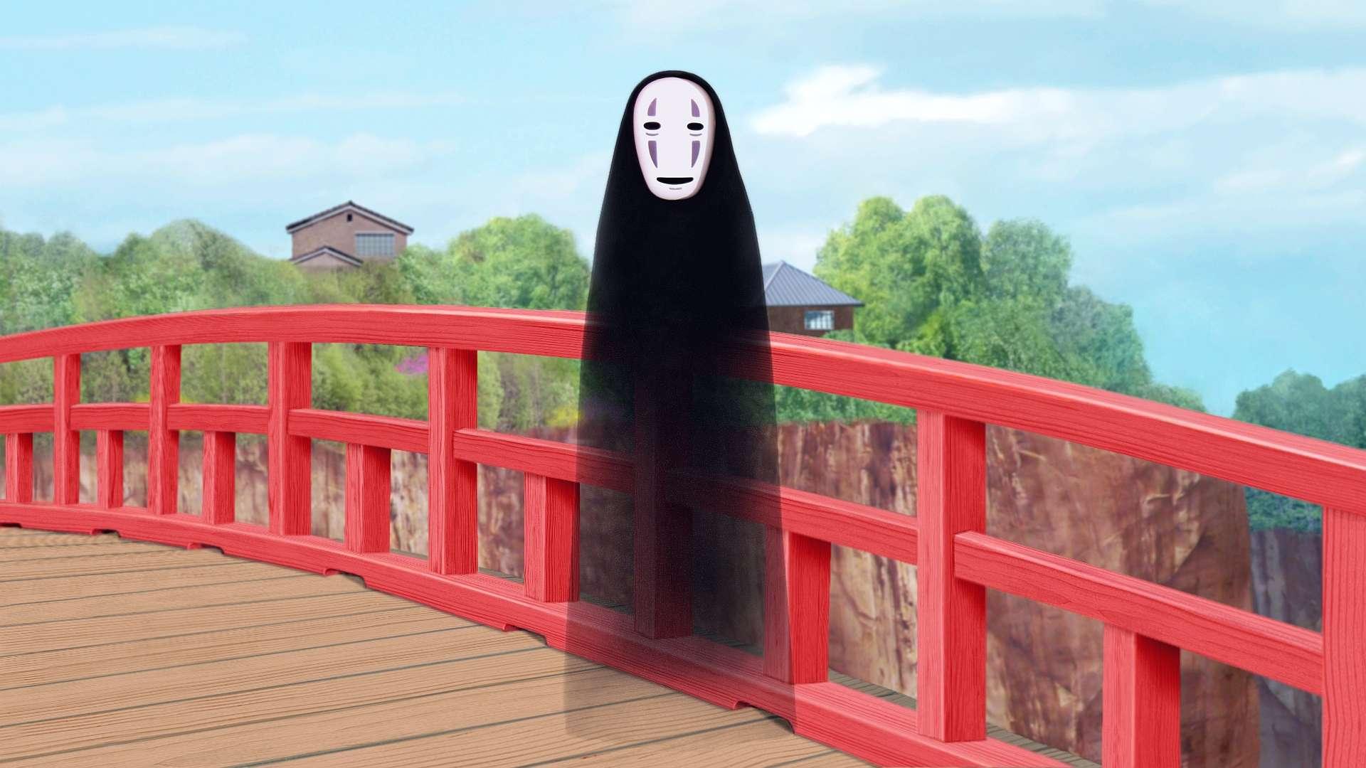 Hayao Miyazaki S Spirited Away No Face